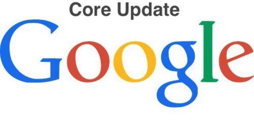 Google コアアルゴリズムアップデート